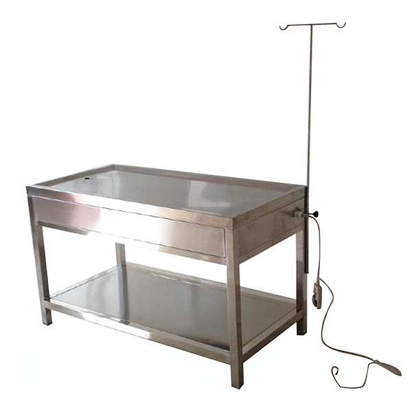 Veterinary Infusion Table with Temperature System