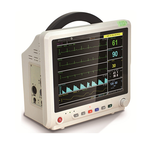 Veterinary Patient Monitor Wireless