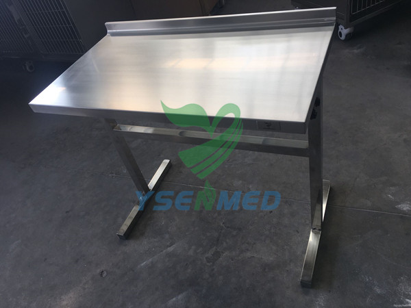 Veterinary Instrument Table