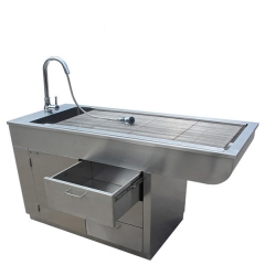 Dog Grooming Bathtub YSVET0508