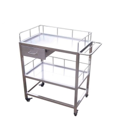 Veterinary Stainless Steel Surgical Instrument Table