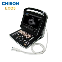 Portable Veterinary Black And White Ultrasound Scanner Chison ECO3 EXPERT VET