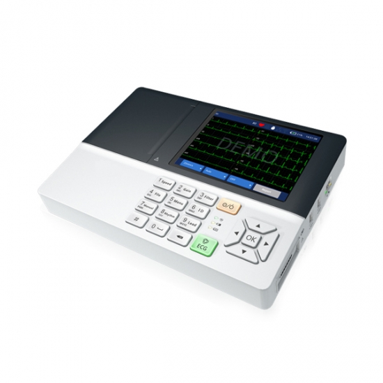 Veterinary 3 Channels Portable ECG Machine YSECG-i3V